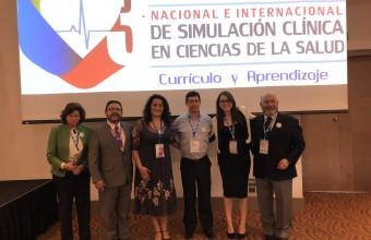 Centro de Simulación y Seguridad Clínica de la Facultad participa en Congreso Internacional