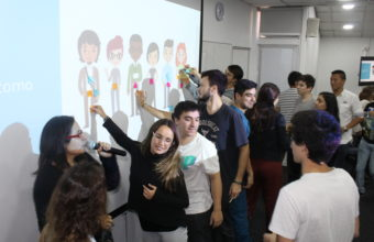 Iniciaron capacitaciones del programa tutorías entre pares de la Facultad de Medicina