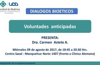 Invitación: nuevo Diálogo Bioético
