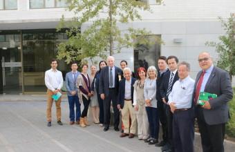 OPS/OMS Chile se reunió con Centros Colaboradores en la UDD