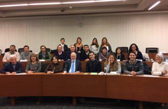 Magíster Interuniversitario de Bioética recibe a destacado invitado internacional