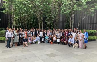 Académica del Centro de Bioética de la UDD expuso en Foro Global de Ética en Investigación en Salud realizado en Singapur