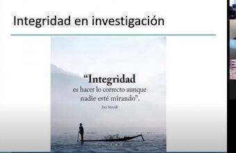 [Video] Promoviendo la Integridad Ética de los Investigadores