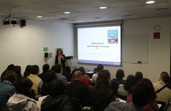 CEPS UDD inicia su Diplomado en Epidemiología de Campo