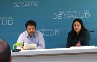 Investigadora del ICIM expuso en Seminario de la Superintendencia de Salud