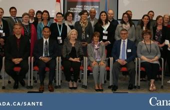 Dra. Aguilera participa en misión de la OMS en Canadá