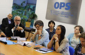 Especialista en epidemiología UDD participa en foro con autoridades de salud para debatir sobre las implicancias del coronavirus