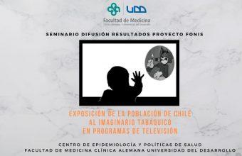 Estudio del CEPS UDD revela que la televisión es una importante fuente de promoción del tabaco en Chile