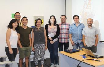 Dictan primer curso de modelamiento molecular en la Facultad de Medicina
