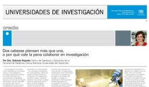 Dos-cabezas-piensan-más-que-una-o-por-qué-vale-la-pena-colaborar-en-investigación-Ediciones-Especiales-El-Mercurio-16-de-abril-2015