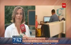 Dra. Repetto Enfermedades Raras TVN