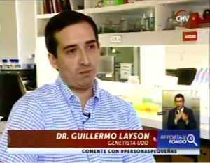 Guillermo Lay Son Chilevision