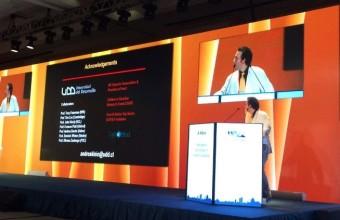 Investigador UDD expuso en congreso internacional sobre errores innatos en el metabolismo