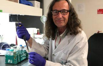 ICIM UDD recibe en sus laboratorios a investigador de la Universidad de Oxford