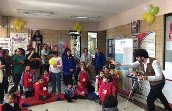 Centro de Humanidades ofreció show de magia en La Pintana