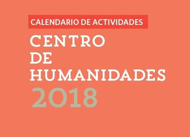 calendario actividades 2018 2
