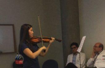 Coloquio de Humanidades: la labor asistencial y la música como trabajo