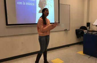 Coloquio de Humanidades llegó con música APS de La Granja
