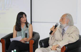 """Filósofo Gastón Soublette cierra exitoso ciclo de """"Micrófono Abierto"""""""