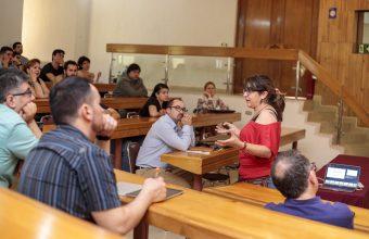 Investigadora UDD dictó conferencia en el Doctorado en Ciencias Biomédicas de la Universidad de Talca.