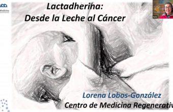 Lorena Lobos dictó charla sobre cáncer de mama en Ciclo de Encuentros Científicos de la U. Alberto Hurtado