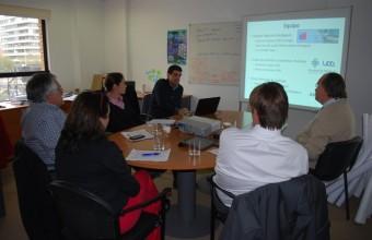 Finaliza concurso interno de investigación del PMI