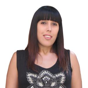 Ximena Briones transformada