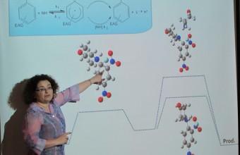 Con charla del Centro de Química Médica finaliza ciclo de Seminarios Académicos