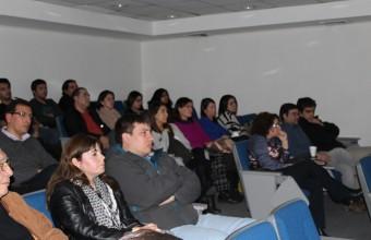 Investigadoras del Centro de Química Médica exponen sus estudios en seminario