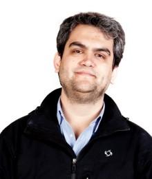 Cristian  Calderón, PhD.