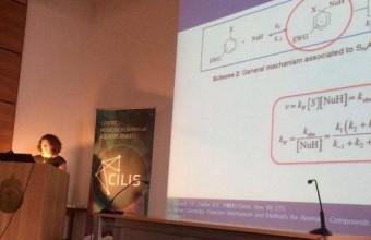 Académicos de Química debaten en torno a los líquidos iónicos
