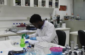 Centro de Química Médica recibe en sus laboratorios a estudiantes extranjeros