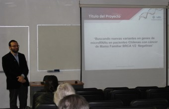 Alumnos del doctorado en Ciencias Médicas presentan sus investigaciones