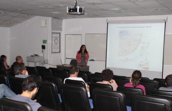 Alumnas del Doctorado en Ciencias Médicas presentaron sus investigaciones en la Facultad de Medicina