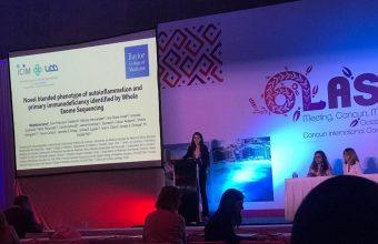 Alumna del Doctorado expone en congreso LASID en México