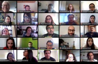 Experta internacional dicta Writing Workshop online a alumnos de Doctorados UDD