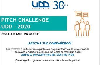 Pitch Challenge UDD 2020