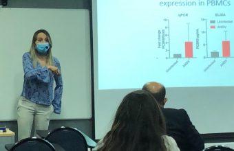 Grazielle Esteves Ribeiro, nueva Doctora de Ciencias e Innovación en Medicina UDD