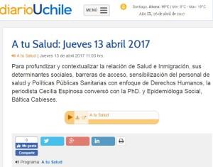 Báltica Radio U. de Chile