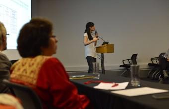 Investigadora UDD expuso en Congreso Nacional de APS
