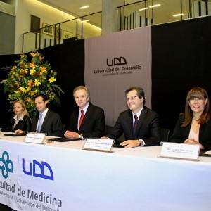 Enfermería UDD tituló a nueva generación