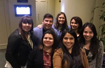 Enfermería participó en la XIV Conferencia Iberoamericana de Educación en Enfermería de Perú