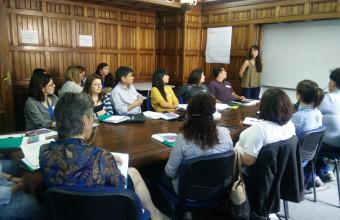 """Dra. Báltica Cabieses lidera curso """"Desafíos de la migración internacional en salud en Chile"""""""