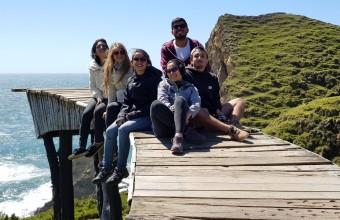 Por séptimo año consecutivo, se realizó la práctica de verano de las Carreras de la Salud en la Isla de Chiloé