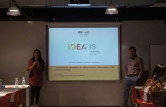 Docentes de Enfermería participan en Seminario IDEA 2018