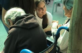 80 estudiantes de enfermería participan de voluntariado en Peumo