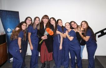 Carrera de enfermería celebró el día internacional del enfermero/a