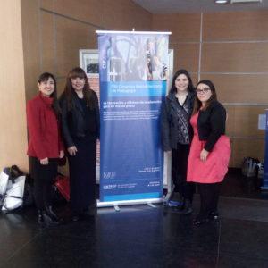 Docentes de Enfermería participan en Congreso de Pedagogía en Buenos Aires