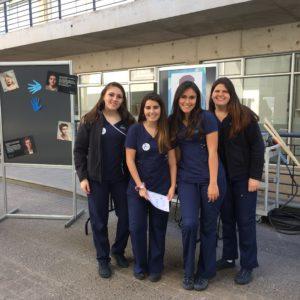 Enfermería participó en Semana Sello