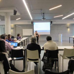 """Reflexión y diálogo en curso """"Escuela de líderes para agrupaciones de pacientes"""""""